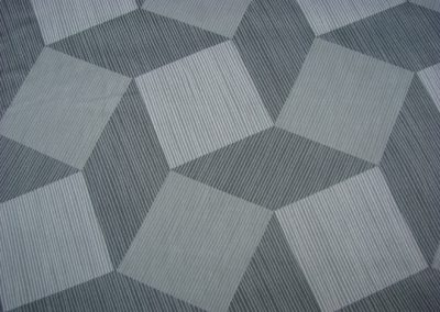 Tumbling Blocks Grey