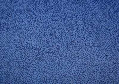 Vine Maze Blue