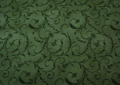 Sage Green Scroll