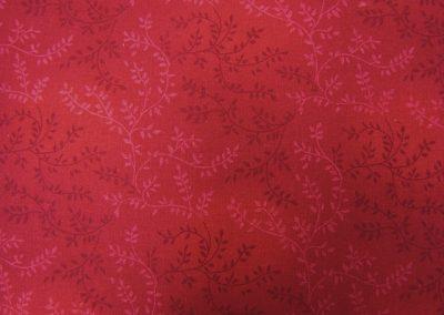 Galcha Leaf Red